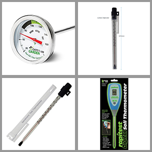 Best Soil Thermometer - Reviews