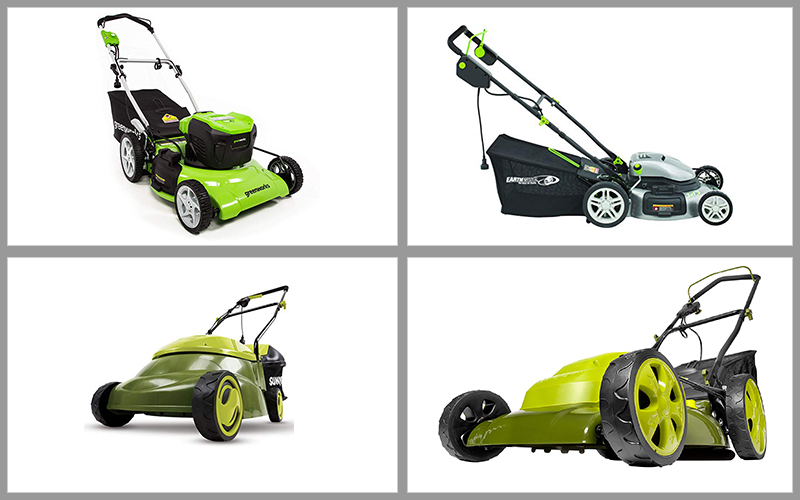 Best Corded Lawn Mower - Reviews