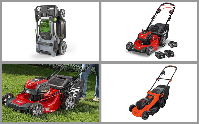 Best Lawn Mower For Steep Slopes - Reviews