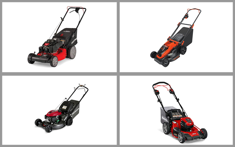 Best Self-Propelled Lawnmower Under 300