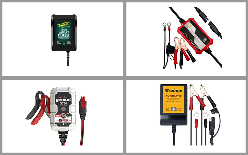 Best Trickle Charger For Riding Lawn Mower